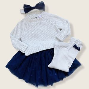 Tommy Bahama 4-piece 12M Baby Girl Outfit